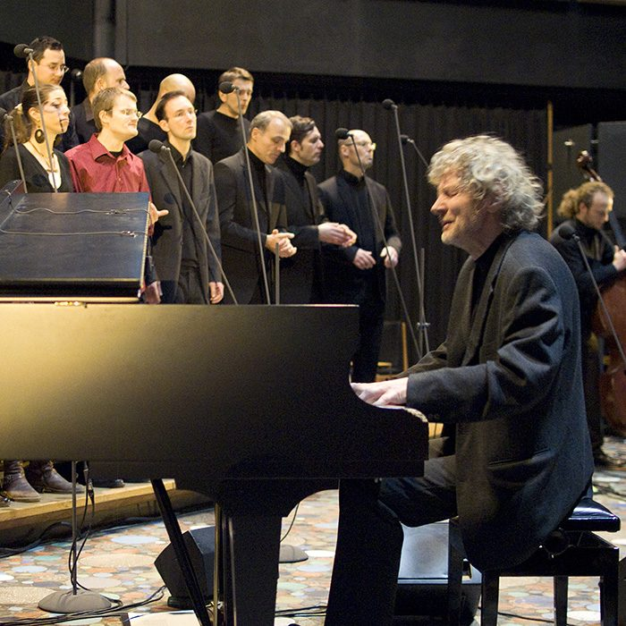 Christian Steyer & Chor auf Tour 2009