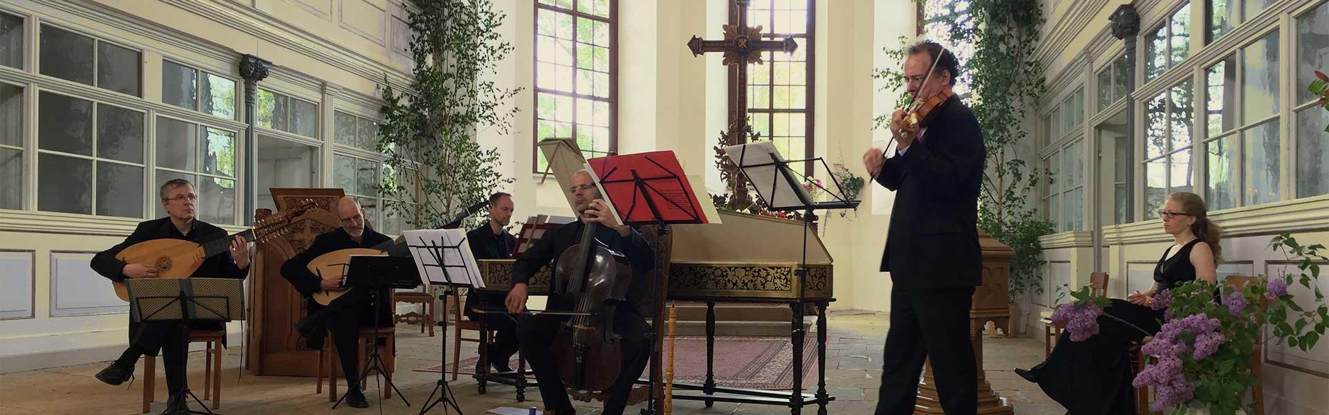 Sächsische Musiktradition.